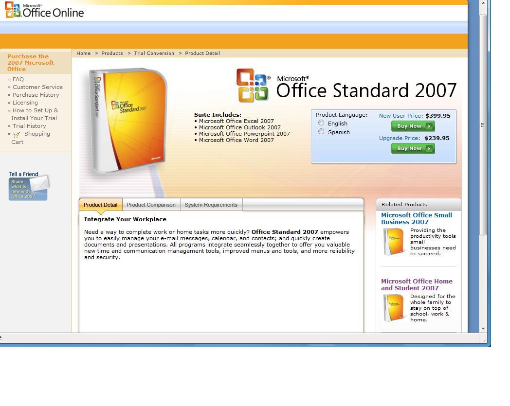 Программа фронт пейдж 2007